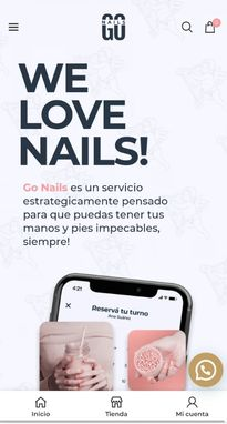 Go Nails Mobile 1